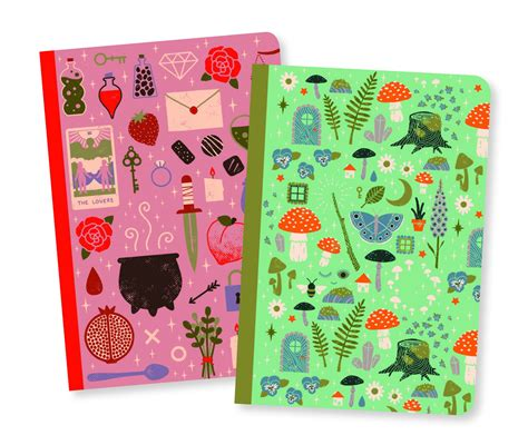 Duo carnets Camille - Djeco