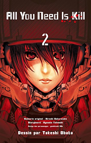 All you need is kill T2 - Sakurazaka, Hiroshi - mang kaze